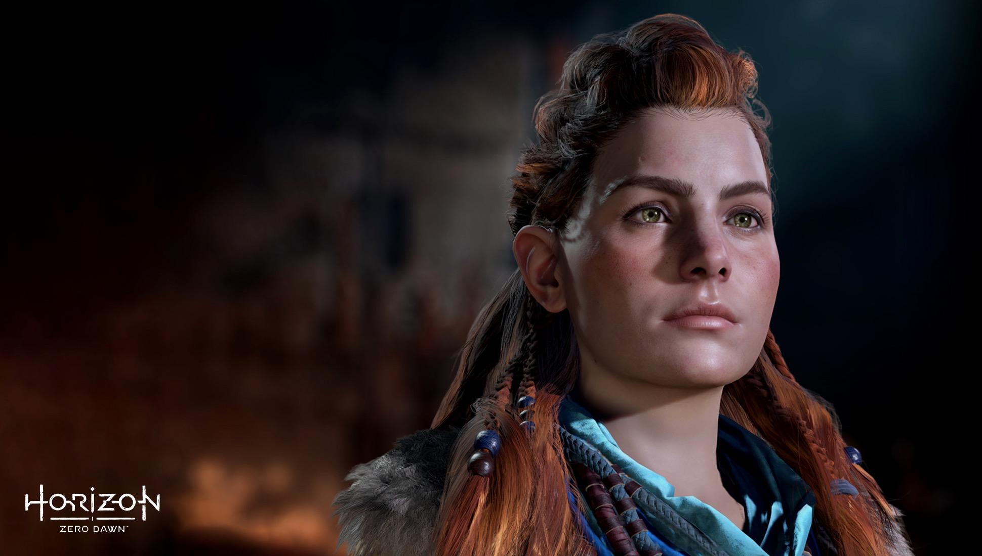 Характер Элой, модели персонажей и улучшения для PS5 - новые подробности Horizon Forbidden West 1